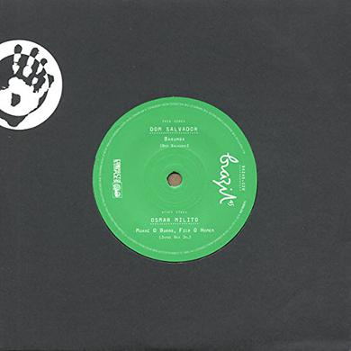 Dom Salvador BARUMBA / MORRE O BURRO, FICA Vinyl Record