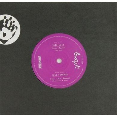 Joao Luiz SUPER MULHER / PODER CRER AMIZAD Vinyl Record