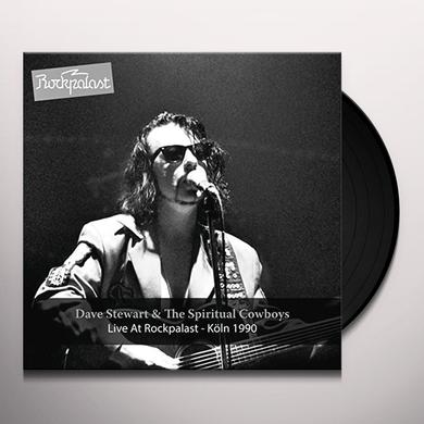 Dave Stewart & Spiritual Cowboys LIVE AT ROCKPALAST Vinyl Record