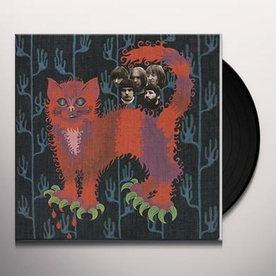 PUSSY PLAYS Vinyl Record