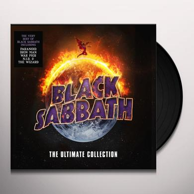 Black Sabbath ULTIMATE COLLECTION Vinyl Record