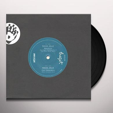 Marcos Valle DEMOCUSTICO / FREIO AERODINAMICO Vinyl Record
