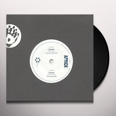 AMAZONES DE GUINEE SAMBA Vinyl Record