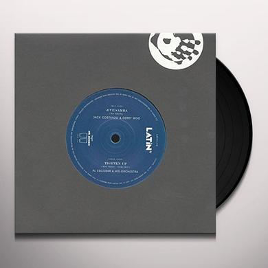Jack Costanzo JIVE SAMBA / TIGHTEN UP Vinyl Record