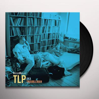 RECORDBOX #01: TLP AKA TROUBLEMAN Vinyl Record