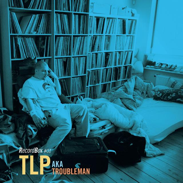 RECORDBOX #01: TLP AKA TROUBLEMAN Vinyl Record