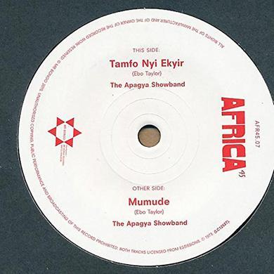 Apagya Showband TAMFO NYI EKYIR / MUMUDE Vinyl Record