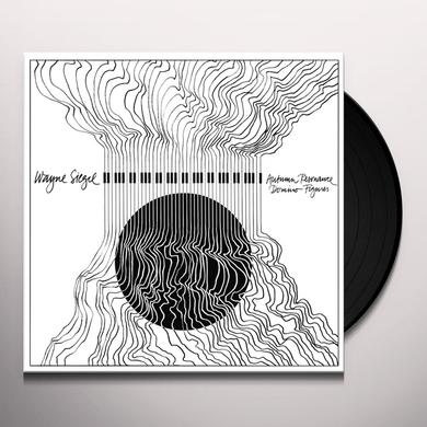 Wayne Siegel AUTUMN RESONANCE / DOMINO FIGURES Vinyl Record