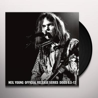 Neil Young OFFICIAL RELEASES SERIES DISCS 8.5-12 (BOX) Vinyl Record