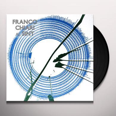 Franco Chiari AL SINT Vinyl Record