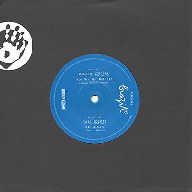 Wilson Simonal NEM VEM QUE NAO TEM / NAO ADIA Vinyl Record