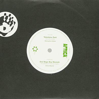 Alemayehu Eshete TELANTENA ZARE / ENE NEGN BAY Vinyl Record