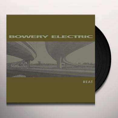 Bowery Electric BEAT Vinyl Record