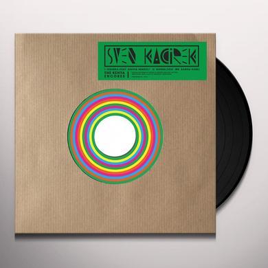 Sven Kacirek KENYA ENCORES Vinyl Record