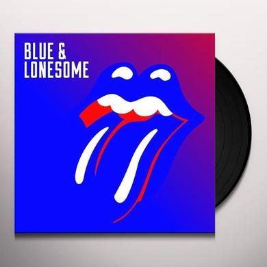 The Rolling Stones BLUE & LONESOME Vinyl Record