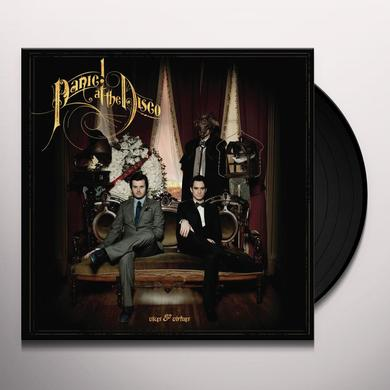 Panic At The Disco VICES & VIRTUES Vinyl Record
