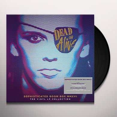 Dead or Alive SOPHISTICATED BOOM BOX MMXVI Vinyl Record
