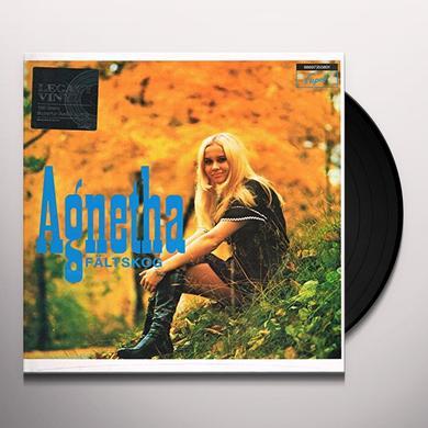 AGNETHA FALTSKOG Vinyl Record - Holland Import