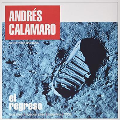 Andres Calamaro EL REGRESO Vinyl Record