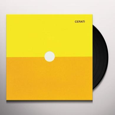 Gustavo Cerati AMOR AMARILLO Vinyl Record