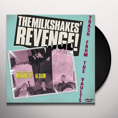 Milkshakes REVENGE: TRASH FROM THE VAULTS Vinyl Record - UK Release