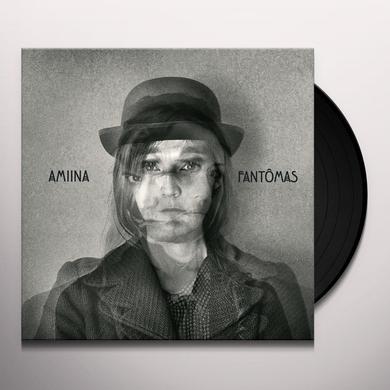 Amiina FANTOMAS Vinyl Record