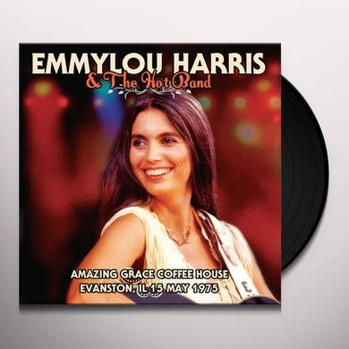 Emmylou Harris AMAZING GRACE COFFEE HOUSE EVANSTON IL 15 MAY 1917 Vinyl Record
