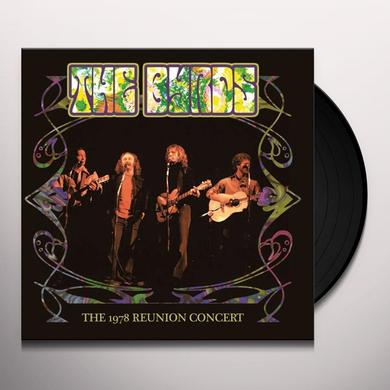 Byrds 1978 REUNION CONCERT Vinyl Record