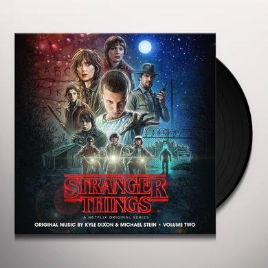 Kyle Dixon / Michael Stein STRANGER THINGS 2 - O.S.T. Vinyl Record