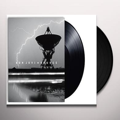 Bon Jovi BOUNCE Vinyl Record - 180 Gram Pressing