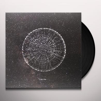 ALMA Vinyl Record
