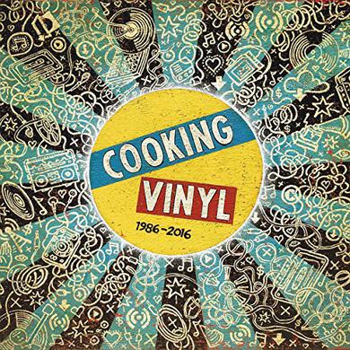 COOKING VINYL 1986-2016 / VARIOUS Vinyl Record