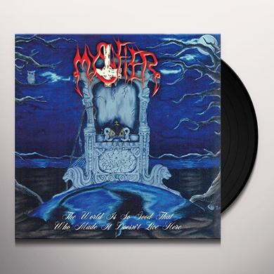 Mystifier WORLD IS SO GOOD Vinyl Record - UK Import