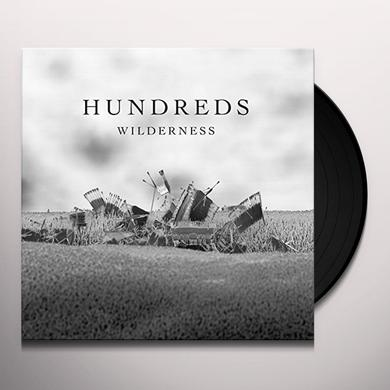 Hundreds WILDERNESS Vinyl Record - w/CD, UK Import