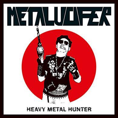 Metalucifer HEAVY METAL HUNTER Vinyl Record