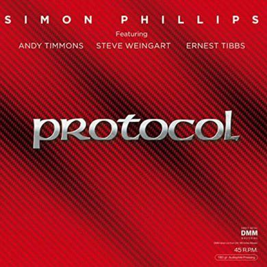 Simon Phillips PROTOCOL III Vinyl Record