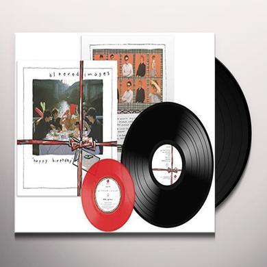Altered Images HAPPY BIRTHDAY Vinyl Record