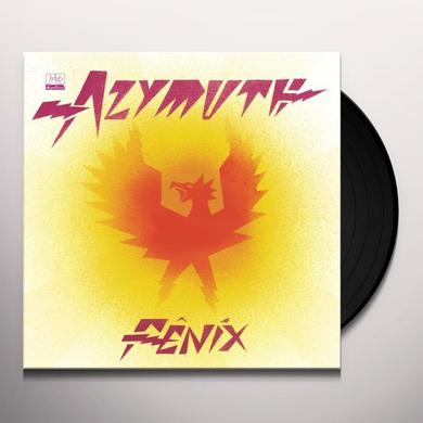 Azymuth FENIX Vinyl Record - UK Release