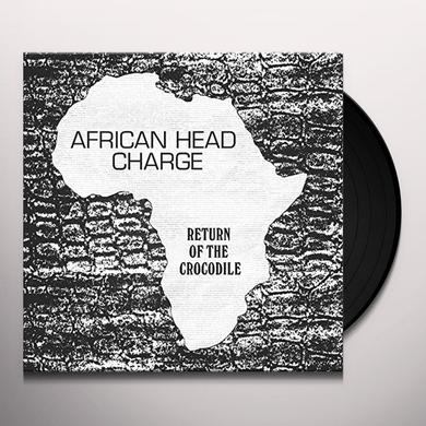 African Head Charge RETURN OF THE CROCODILE Vinyl Record