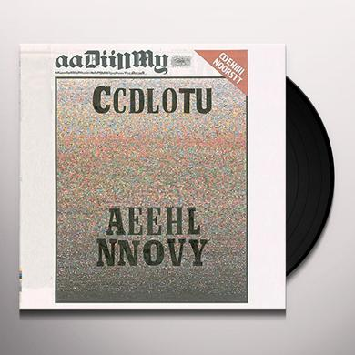 Coldcut ONLY HEAVEN Vinyl Record - 180 Gram Pressing, Digital Download Included
