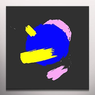 Letherette LAST NIGHT ON THE PLANET Vinyl Record - Colored Vinyl, 180 Gram Pressing, Yellow Vinyl