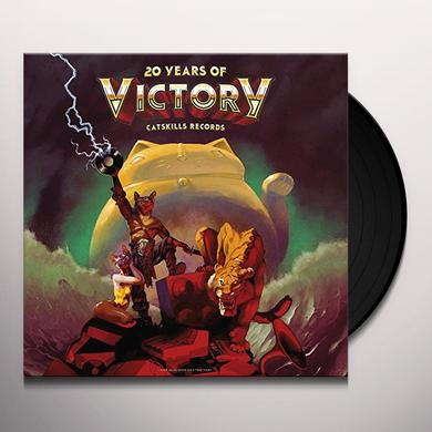 CATSKILLS RECORDS: 20 YEARS OF VICTORY / VARIOUS Vinyl Record