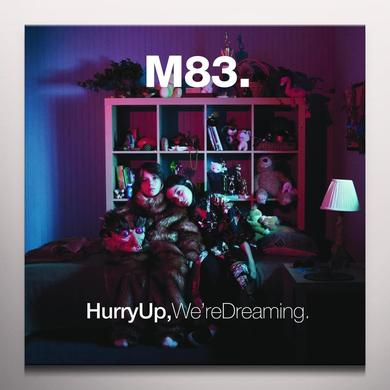 M83 HURRY UP WE'RE DREAMING Vinyl Record - Colored Vinyl, Clear Vinyl, 180 Gram Pressing