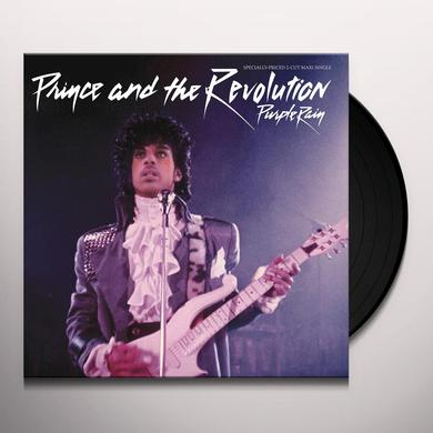 Prince PURPLE RAIN Vinyl Record