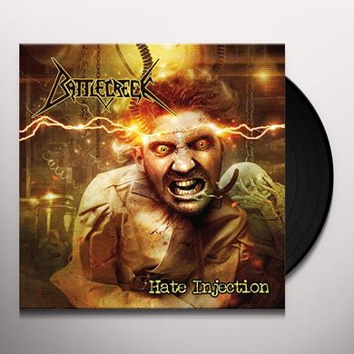 Battlecreek HATE INJECTION Vinyl Record