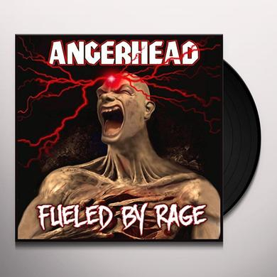 Angerhead FUELLED BY RAGE Vinyl Record
