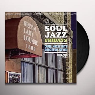 Chris Hazelton'S Boogaloo 7 SOUL JAZZ FRIDAYS Vinyl Record