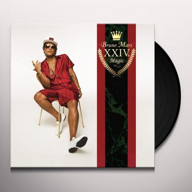 Bruno Mars 24K MAGIC Vinyl Record