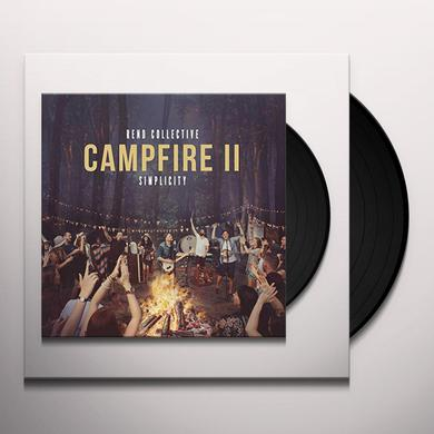 Rend Collective CAMPFIRE II: SIMPLICITY Vinyl Record