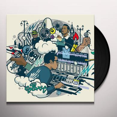 Swindle FUNK & GRIME Vinyl Record